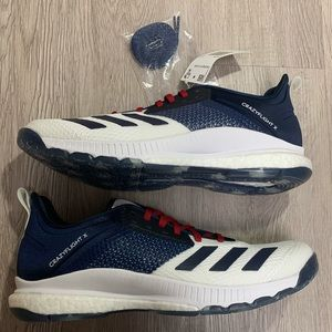 Adidas CrazyFlight USA Volleyball Shoes Women's 10